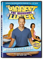 BIGGEST LOSER:WEIGHT LOSS YOGA BY HARPER,BOB (DVD)