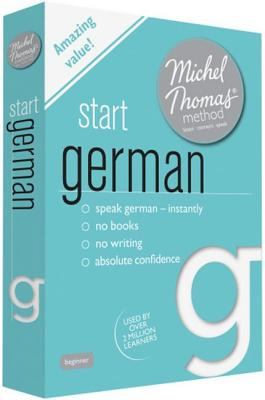 [CD] Start German With the Michel Thomas Method By Thomas, Michel